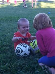 Soccer Sibling